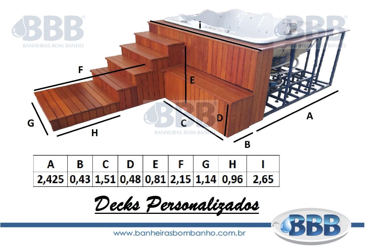 Deck Personalizado